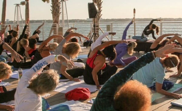 Yoga, Meditation, Relaxation