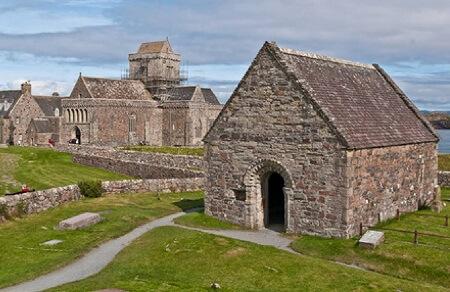 St. Oran's Chapel